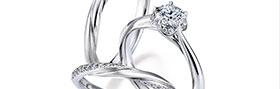 婚約指輪のデザイン-セットリング