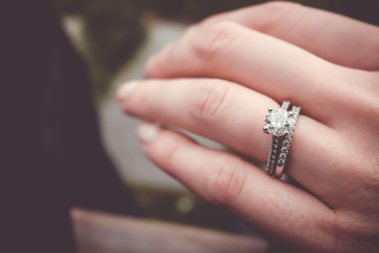 婚約指輪(イメージ)