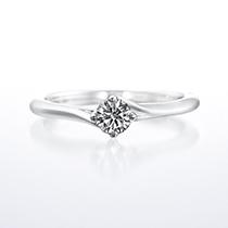銀座ダイヤモンドシライシ ダイヤモンド リリー