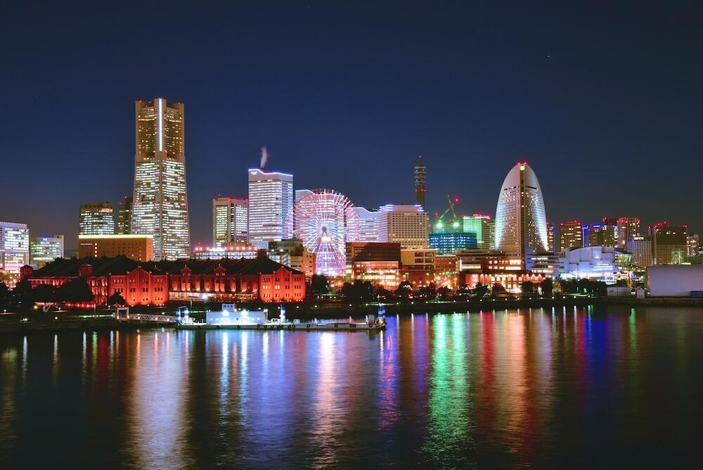 横浜の眺望