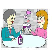 失敗しないプロポーズの仕方(イメージ)
