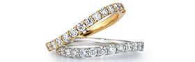 婚約指輪のデザイン-エタニティ