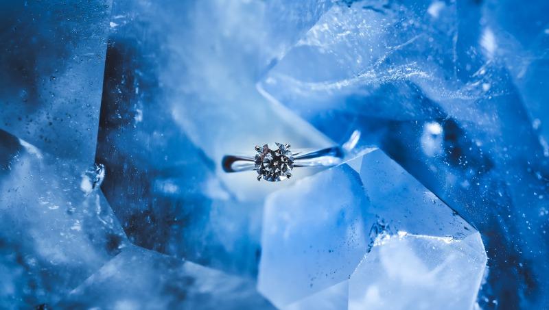 ダイヤモンド(イメージ)